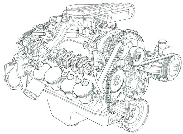 Malykh Com V8 Magnum La
